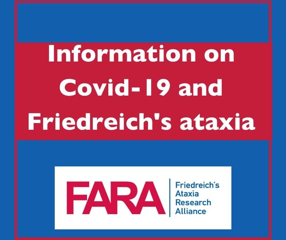 COVID-19 and Friedreich's Ataxia
